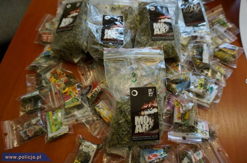 Dopalacze, czyli nowe narkotyki