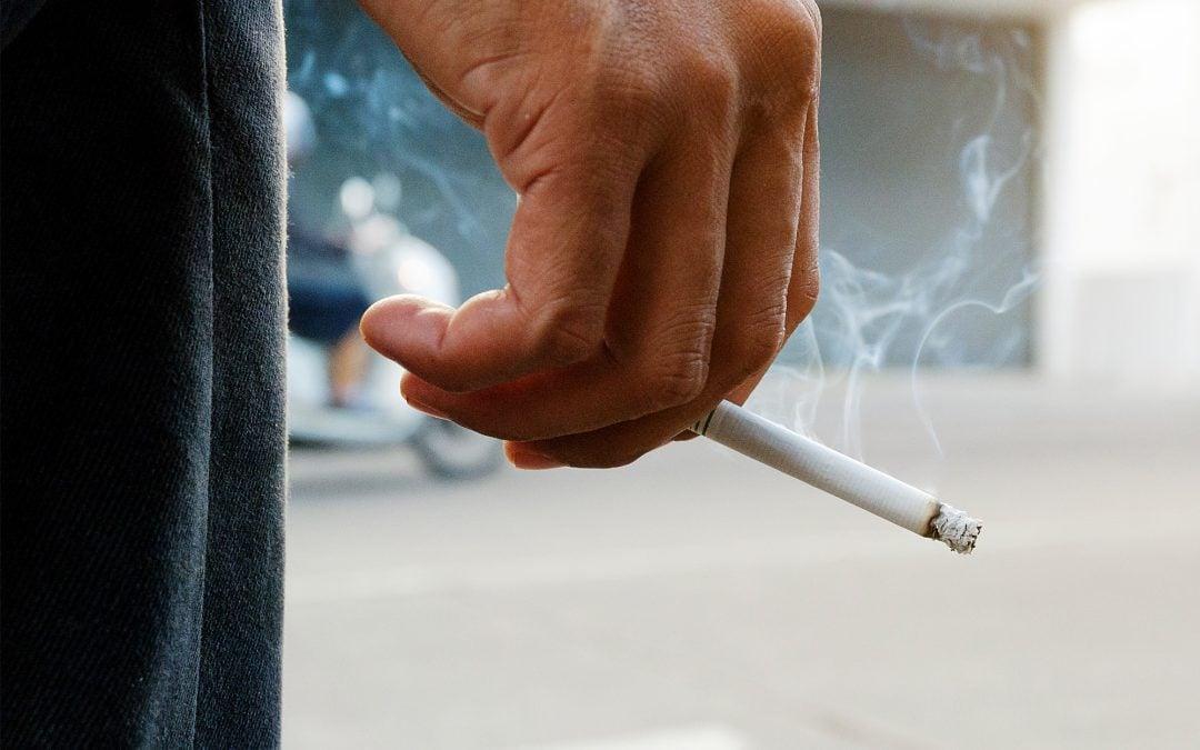 Nikotynizm i bierne palenie