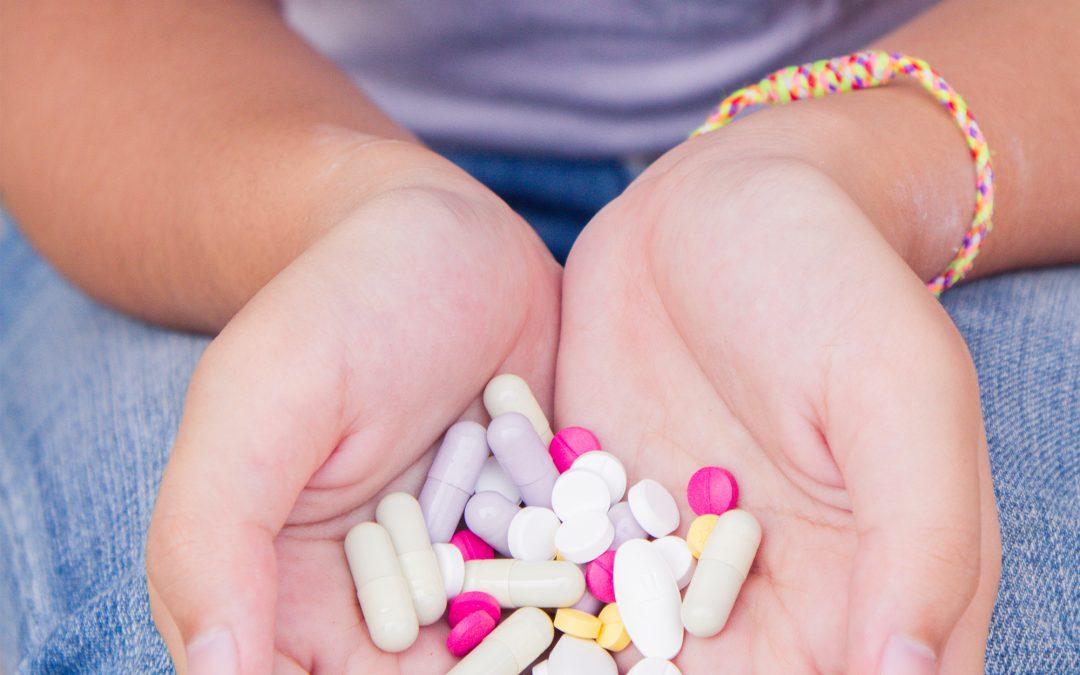 Narkotyki. Chroń swoje dziecko