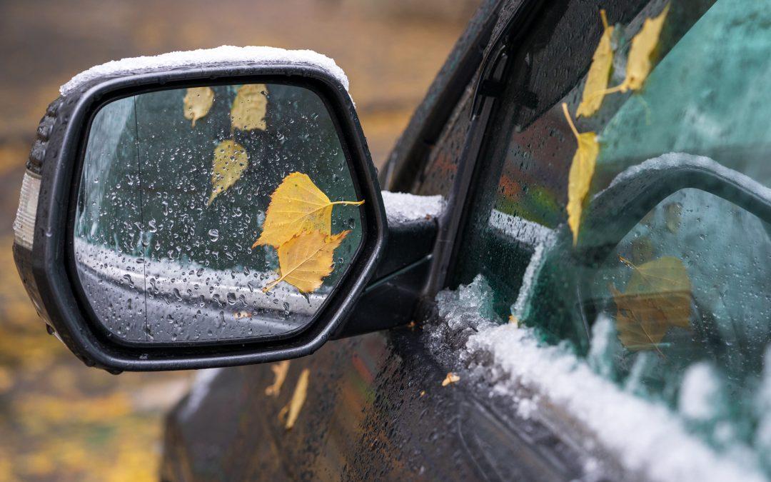 Jazda autem zimą wymaga podwójnej koncentracji