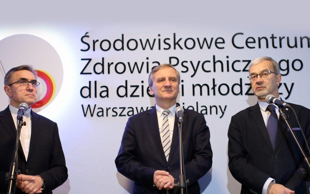 Szukasz pomocy psychologicznej? W całej Polsce powstają pilotażowe ośrodki wsparcia