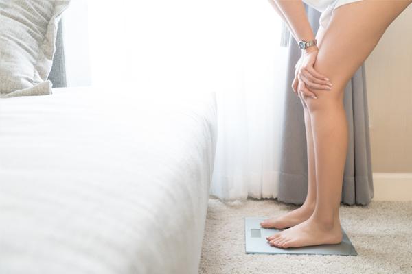 Szybki spadek masy ciała najczęstszym objawem anoreksji