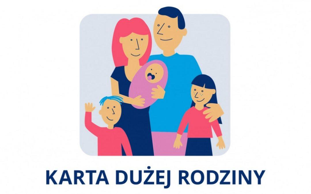 Jak założyć Kartę Dużej Rodziny?