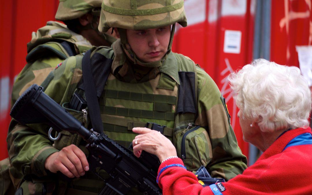 Terroryzm – jak postępować w sytuacji zagrożenia