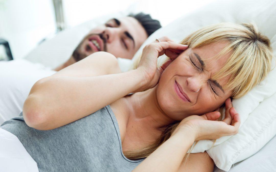Chrapanie najczęściej spotykanym zaburzeniem snu