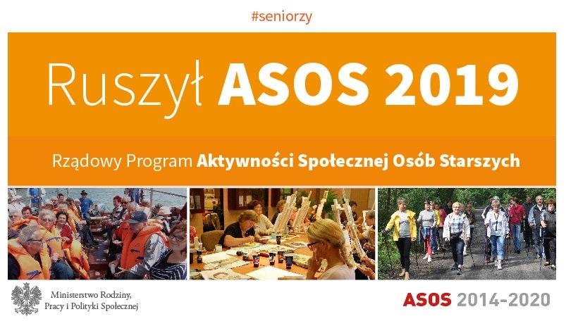 Ministerstwo rodziny z nowymi projektami dla seniorów