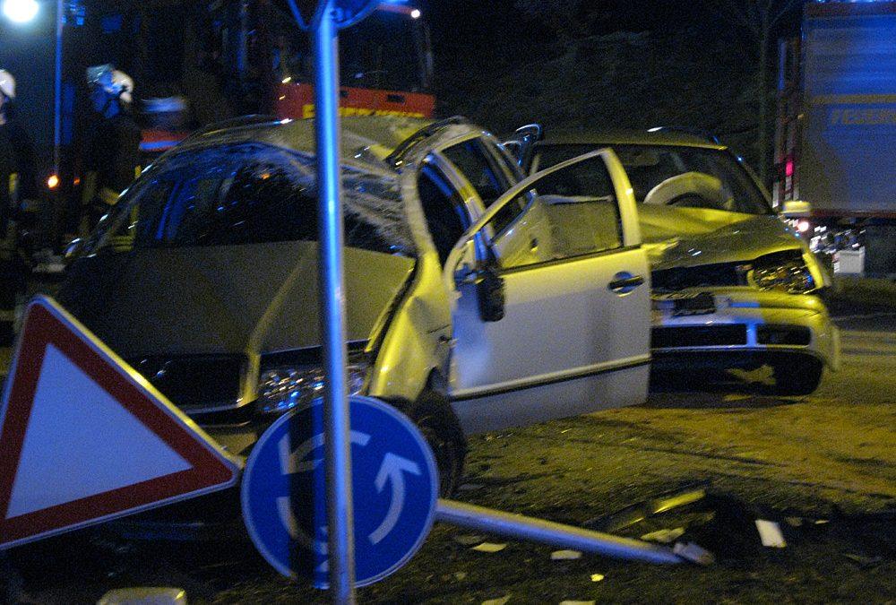 Zwiększa się liczba ofiar wypadków na polskich drogach