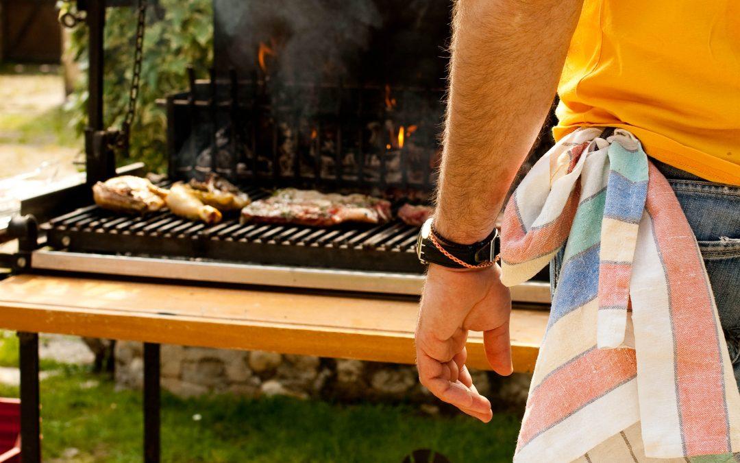 Bezpieczne grillowanie