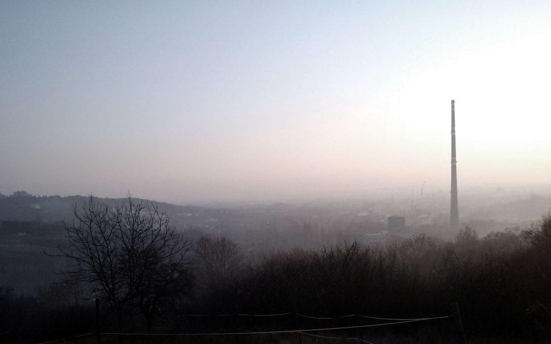 Polskie powietrze wciąż jednym z najgorszych w UE