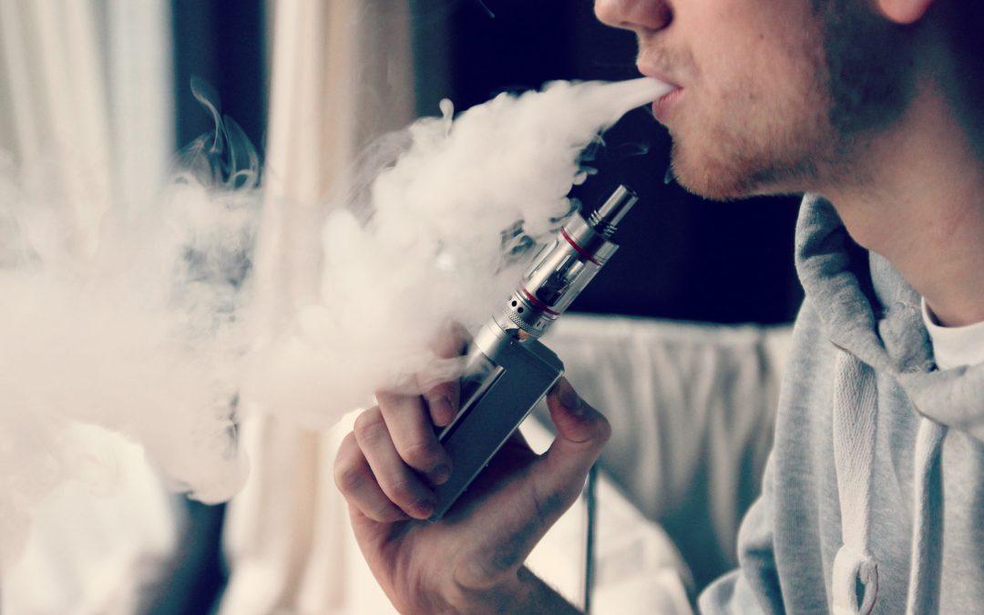 GIS ostrzega szkoły i rodziców przed e-papierosami