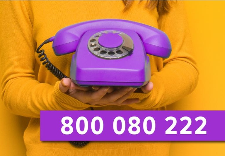 800 080 222 – infolinia dla dzieci, młodzieży, rodziców i pedagogów