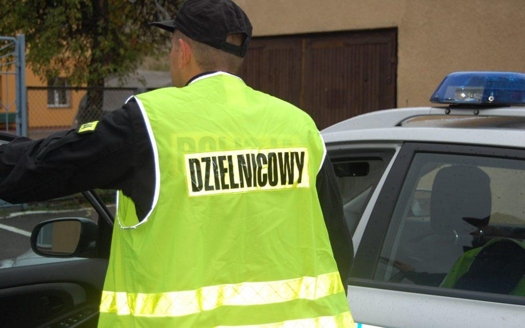 Dzielnicowy – policjant, który jest najbliżej ludzi