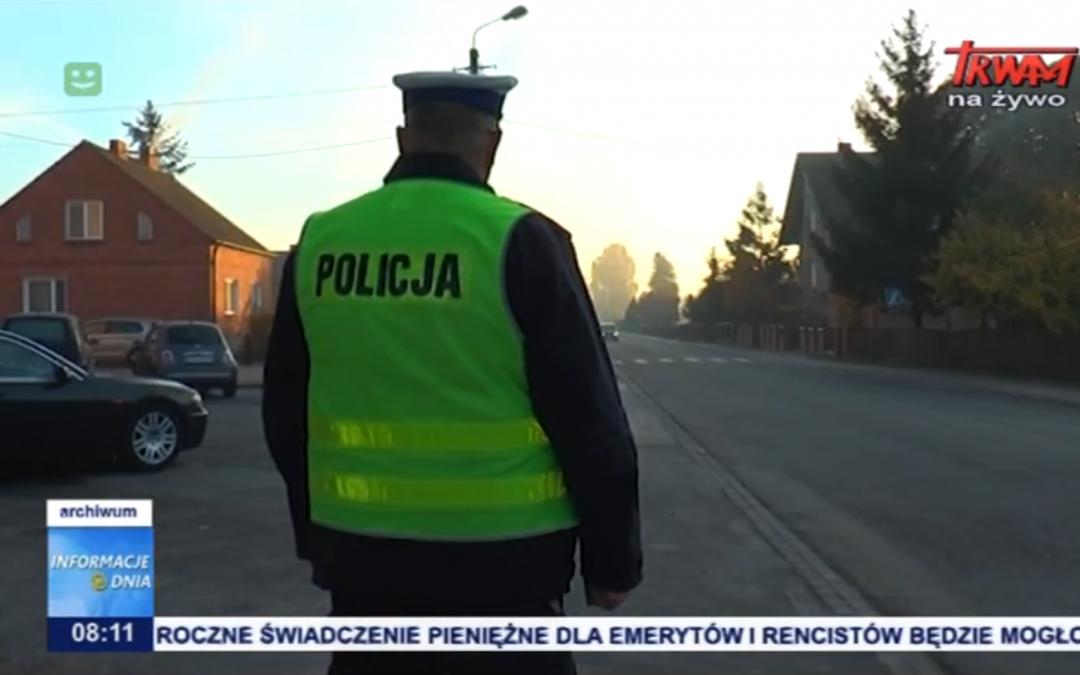 """Wzmożone kontrole policji w ramach akcji """"Niechronieni uczestnicy ruchu drogowego"""""""