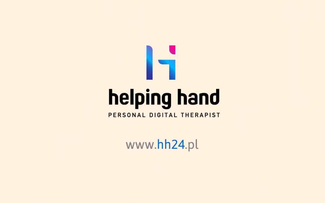 Helping Hand – aplikacja wspierająca osoby uzależnione i terapeutów