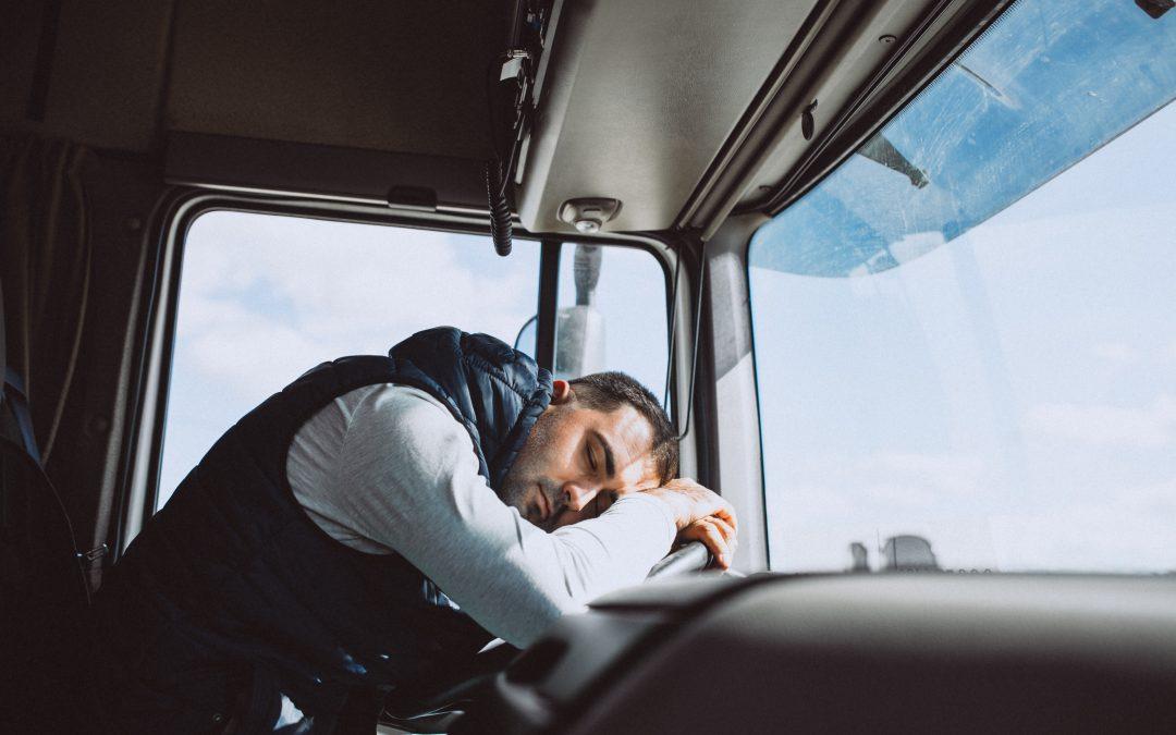 GIS: Zawodowi kierowcy powinni sprawdzać stan swojego zdrowia