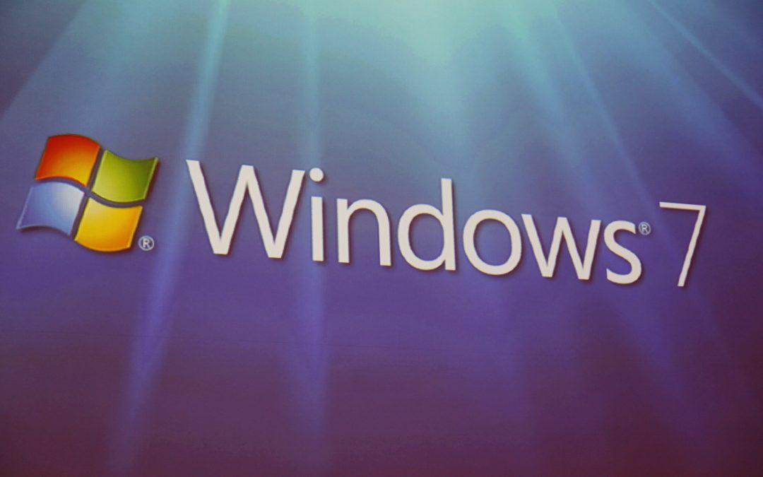 Zakończyło się wsparcie dla systemu Windows 7