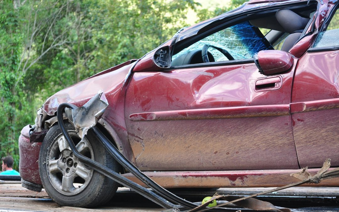 W 2019 r. co dziesiąty wypadek na polskich drogach był śmiertelny