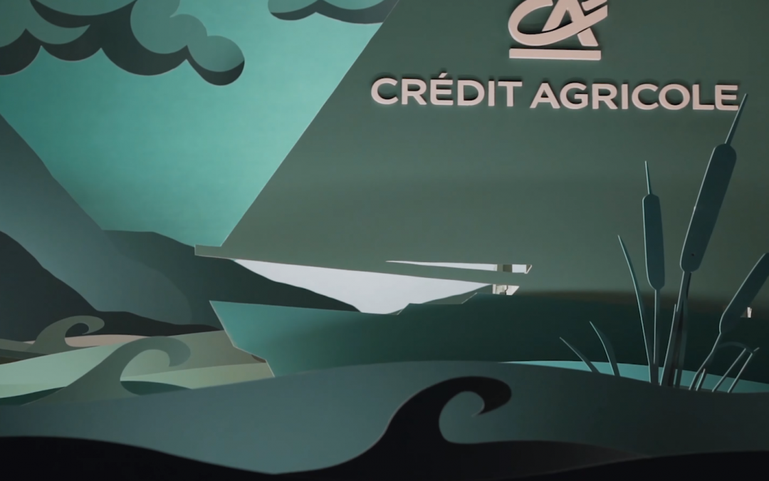 Crédit Agricole ostrzega przed oszustwem typu phishing