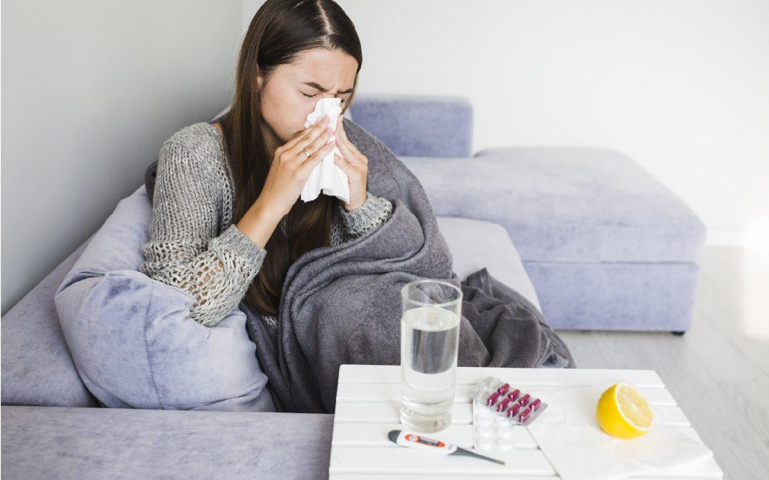 GIS: Przed grypą nie uciekniesz