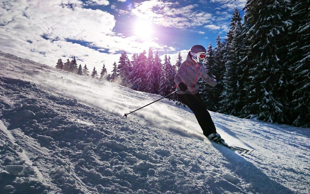 Bezpiecznie na stoku narciarskim