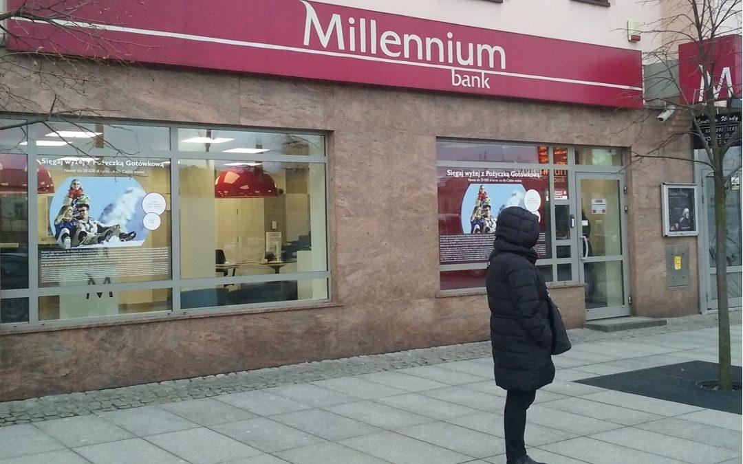 Niebezpiecznik.pl: Uwaga na reklamy podszywające się pod Bank Millennium