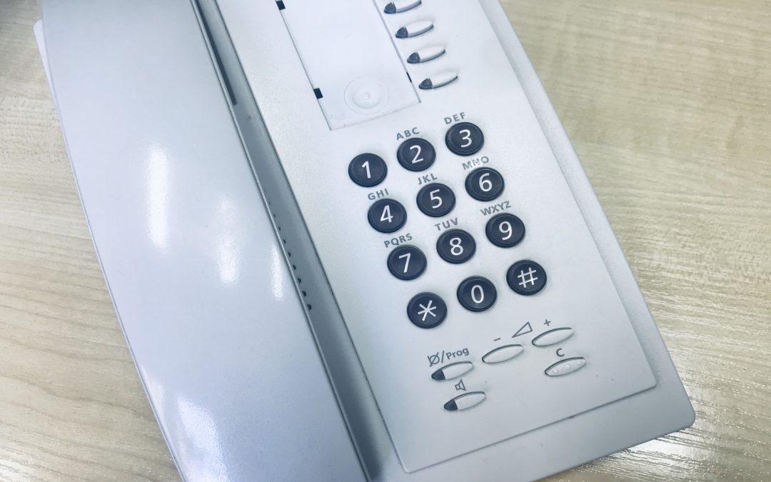 Policja ostrzega przed telefonicznymi ofertami testów na koronawirusa