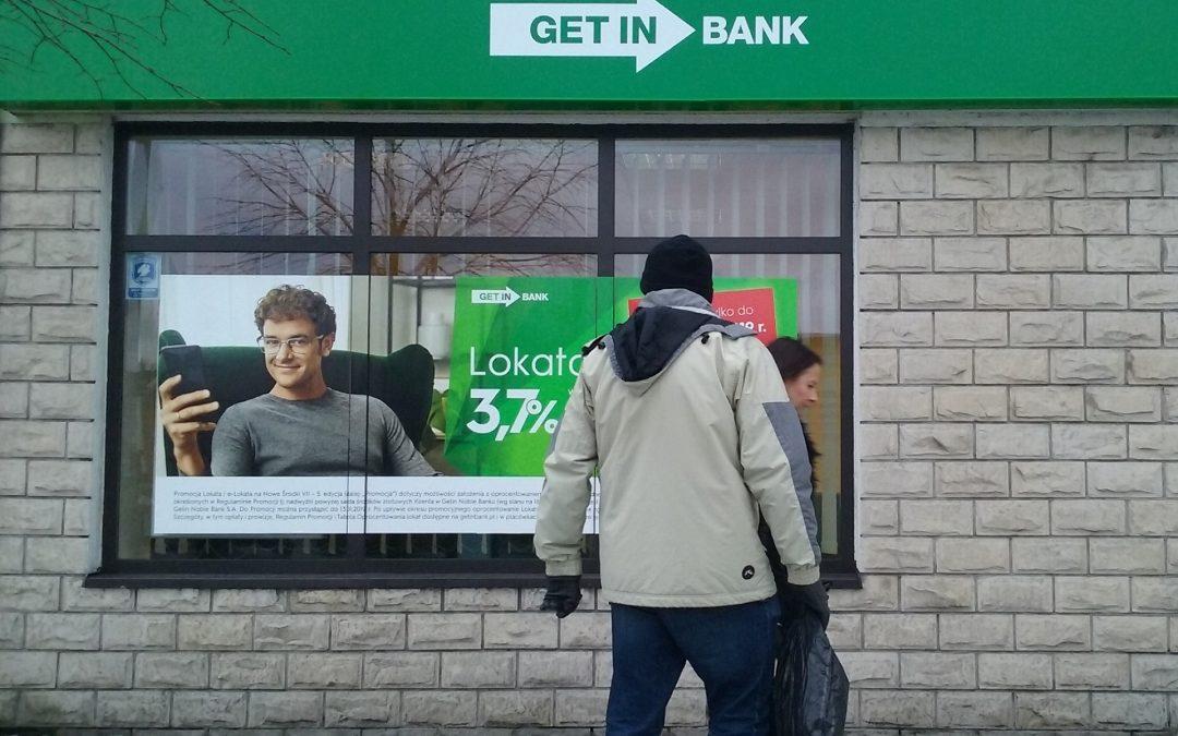 Oszuści podszywają się pod banki i inne instytucje. Getin Bank ostrzega