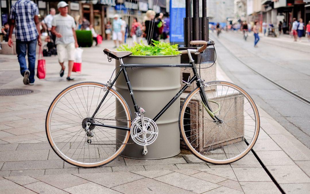 Zwiększa się aktywność złodziei rowerów