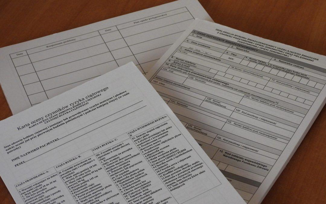 Dostęp do dokumentacji medycznej w czasie epidemii