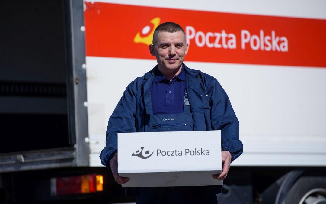 Wzrosła aktywność cyberprzestępców podających się za Pocztę Polską