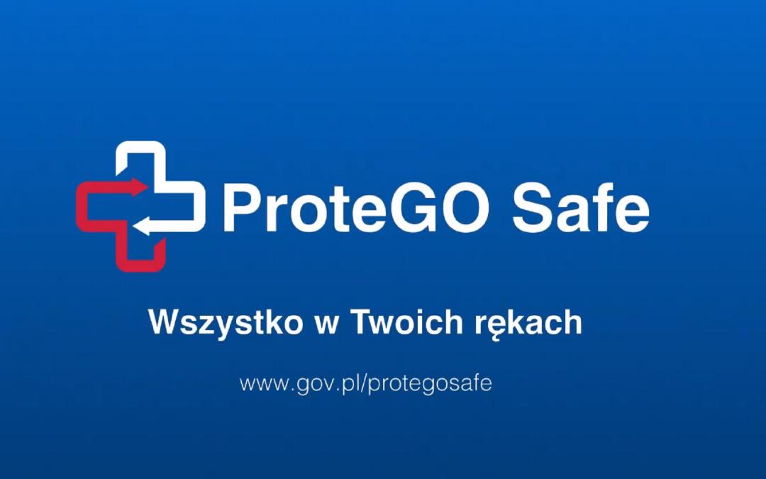 Rząd zachęca do instalowania aplikacji ProteGo Safe