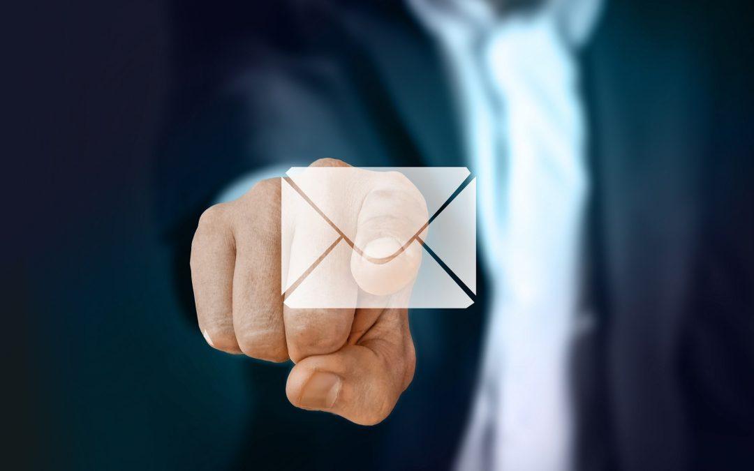 Policja ostrzega przed fałszywymi e-mailami o aktualizacji poczty