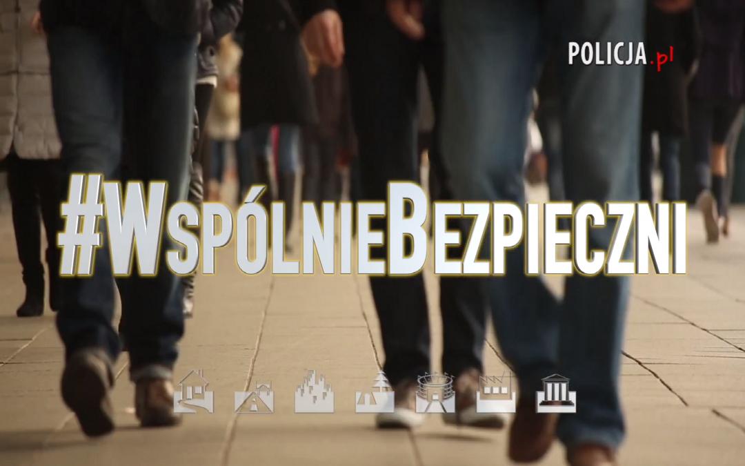 """KGP rusza z wakacyjną kampanią """"#WspólnieBezpieczni"""""""