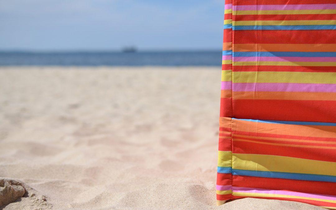 """""""Korytarz życia"""" nie tylko na drodze, ale także na plaży"""