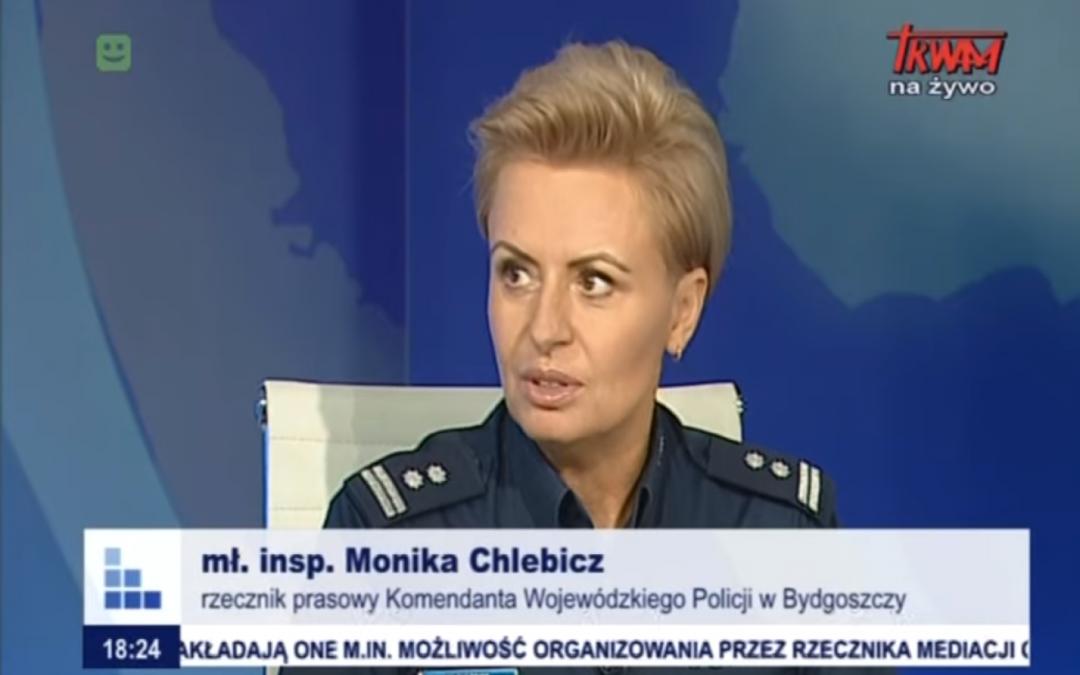 Mł. insp. M. Chlebicz: Tylko w woj. kujawsko-pomorskim do końca sierpnia seniorzy przekazali oszustom prawie 3 mln zł
