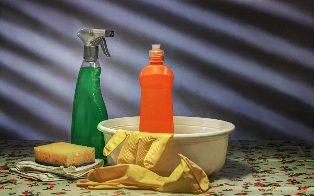 UOKiK: Wykryto m.in. brak informacji o substancjach uczulających w detergentach